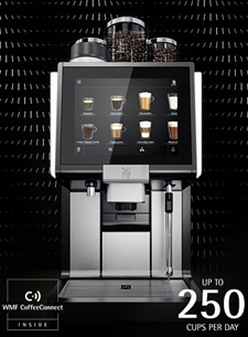 WMF coffee machine 5000 S+